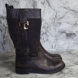 Tory Burch Mid-Calf Boot